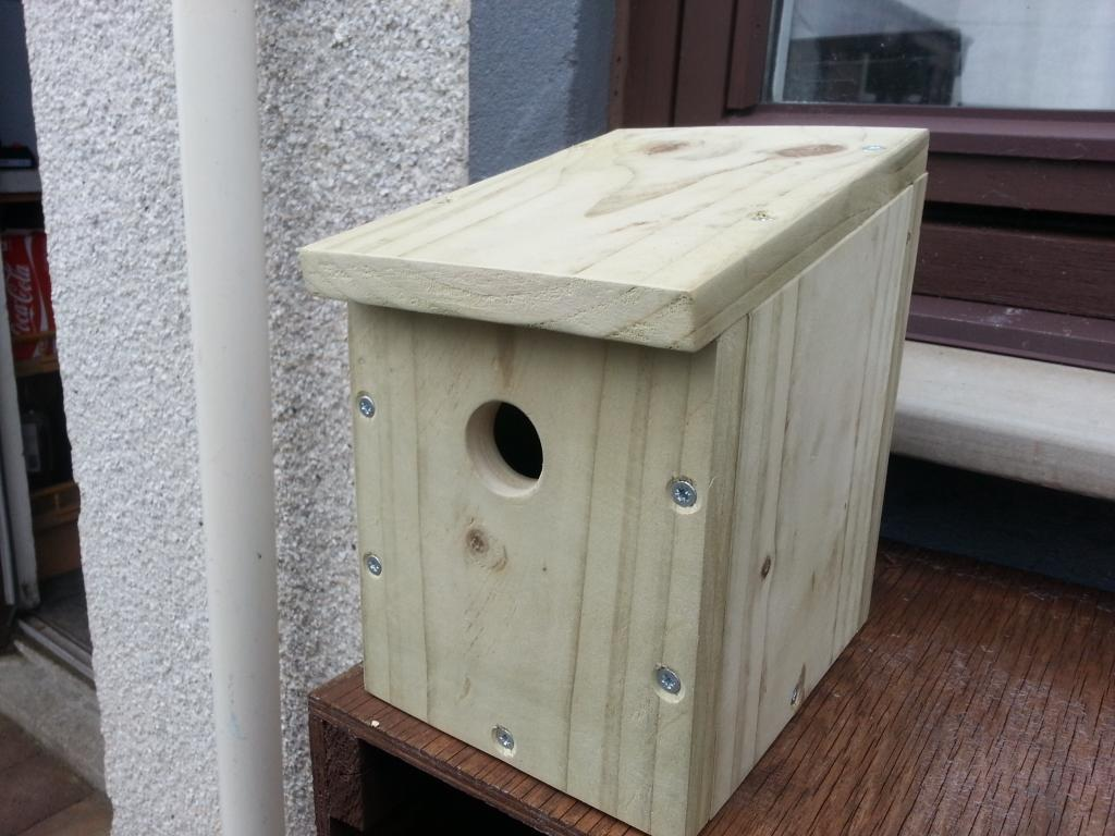 Posh Nest Box